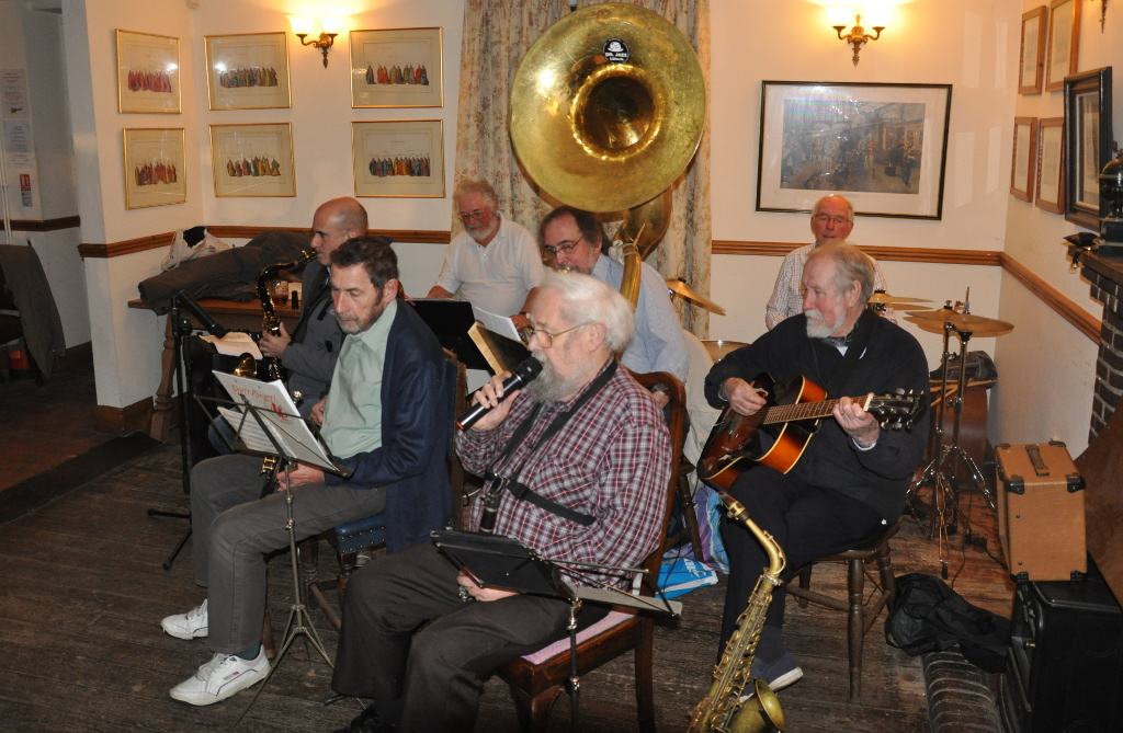 Roaring 20's Jazz Band - George Inn