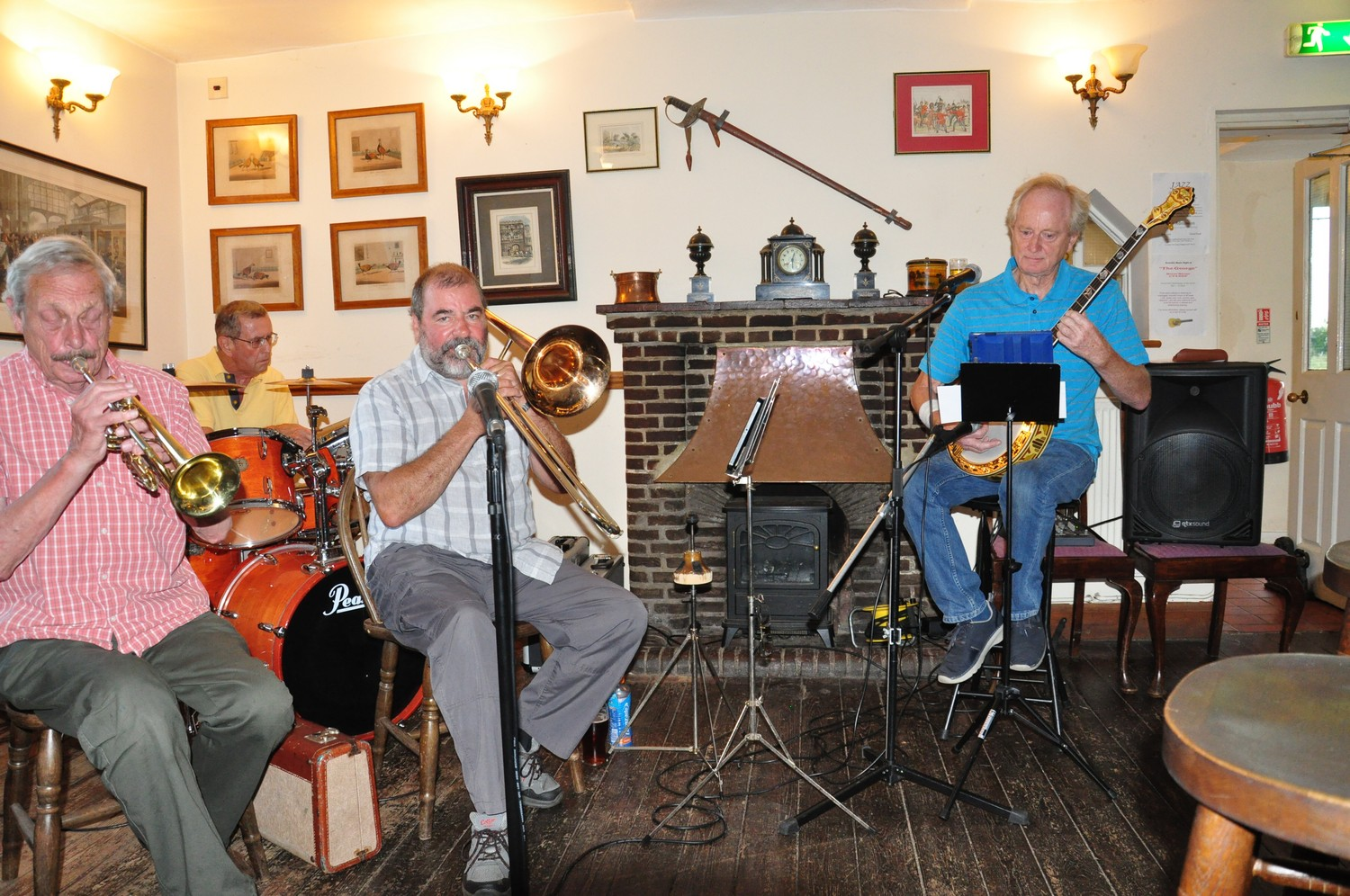 The George on Stone Street - Traditional Jazz