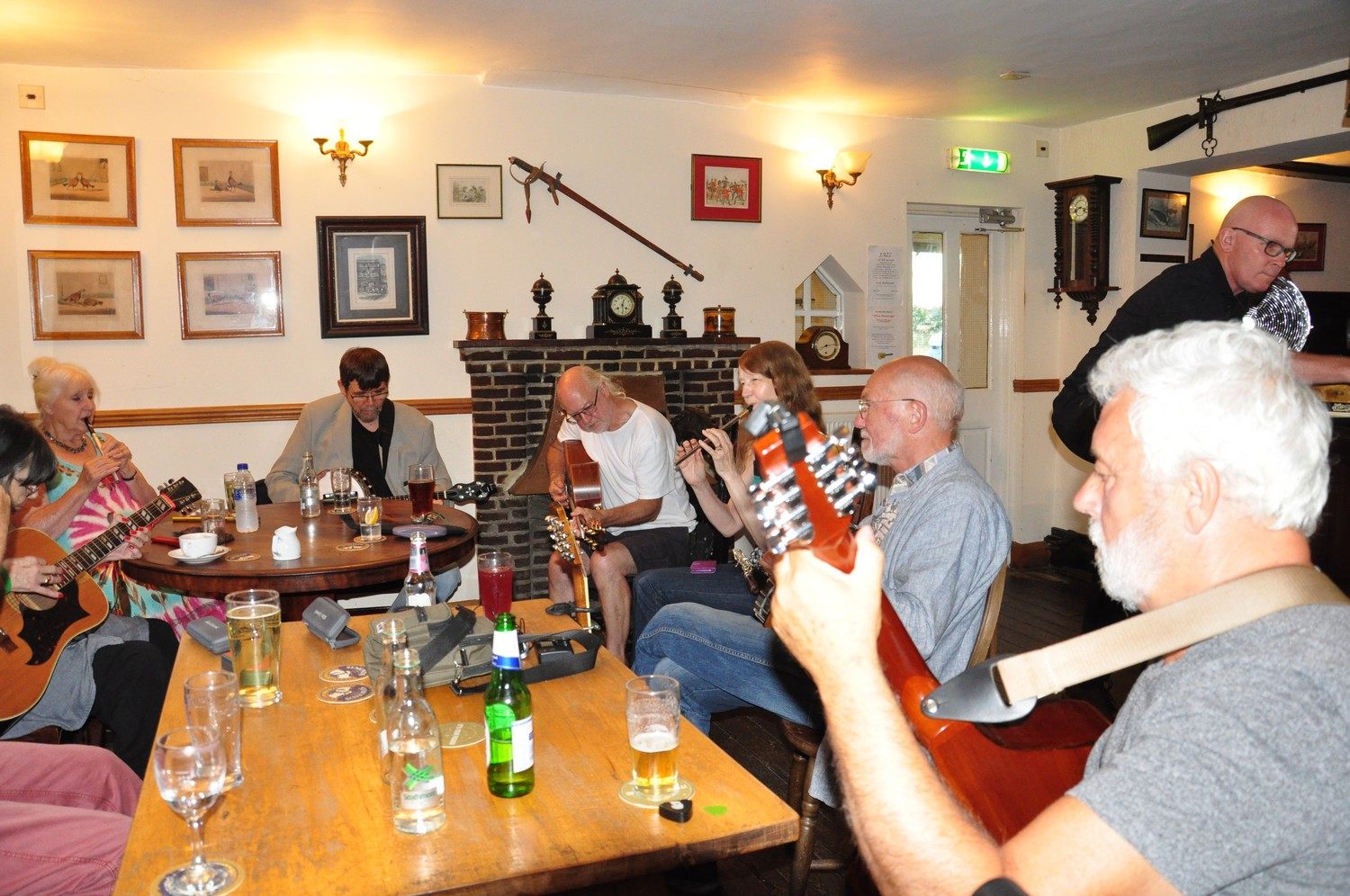 The George Inn - Folk Night